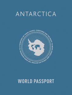 Jorge + Lucy ORTA - Cette installation est un point de distribution du Antarctica World Passport Passeport Universel Antarctique et à devenir membres de la Communauté Antarctique Mondiale.Le Passeport Universel Antarctique incarne parfaitement la notion d'« Esthétique en fonctionnement ». L'objectif de cette œuvre est en effet de mobiliser les citoyens de la planète pour protéger l'Antarctique, agir contre le réchauffement climatique et lutter pour la paix.