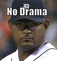 No Drama!