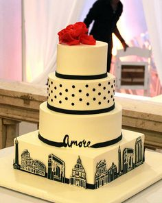 cool fondant cakes - Google Search