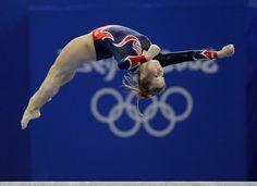 Shawn Johnson - Gymnastics - Beijing 2008 ~ Womens Balance Beam