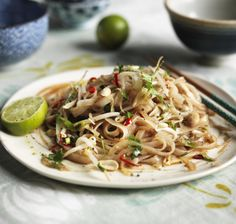 Omit the fish sauce and replace it with light soy sauce for a vegetarian phad Thai