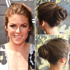 Kelley O'Hara's ESPY Awards hair and makeup showed us that the US Women's National Soccer Team stuns on and off the soccer field. See her twisted hairstyle and understated makeup look.