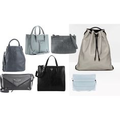 WANT! Bags by peackapples on Polyvore featuring Balenciaga and Matt & Nat