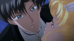 Sailormoon#tuxedoprince#usagit#mamoru#