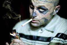 The perils of smoking.