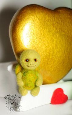 МК: Черепашка-влюбляшка | Анастасия Смирнова | в блоге на Uniqhand | Uniqhand - сообщество любителей необычных вещей