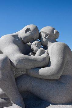 Oslo, Vigeland Park