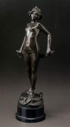 Sir Edgar Bertram Mackennal - Salome, 1895