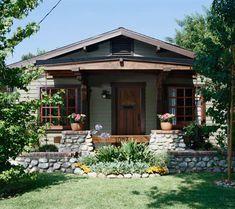 bungalow...