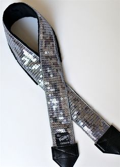Sparkly Silver Neck Strap - My Funky Camera Disco Theme, Photography Accessories, Camera Photography, Photography Ideas, Camera Straps, Camera Accessories, Cool Items, My Style, Stylish