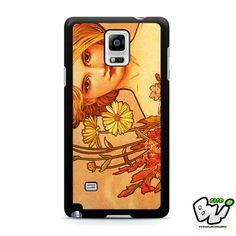 Alphonse Mucha Samsung Galaxy Note 4 Case