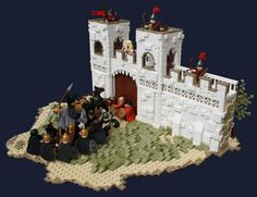 The Siege of Troy by Simon Schweyer