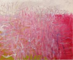 Wolf Kahn - 'Mostly Magenta and Gray' - Cavalier Galleries, Inc.