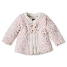 Wendy Bellissimo™ Plush Jacket - Girls 6m-24m - jcpenney