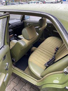 Mercedes 123, Car Seats, Peep Toe, Heels, Vehicles, Heel, High Heel, Car, Stiletto Heels