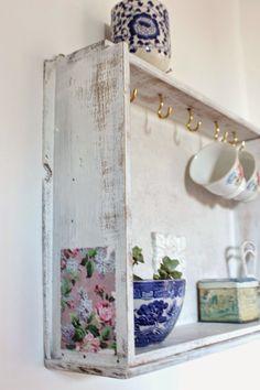 Tienda la florinda: cuelga tazas crafts diy furniture, kitchen decor y old