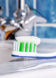 Realistic Graphic DOWNLOAD (.ai, .psd) :: http://jquery-css.de/pinterest-itmid-1006571446i.html ... Toothpaste on Toothbrush ...  bathroom, blue, bristles, brush, care, closeup, dental, equipment, health, healthcare, healthy, hygiene, mouth, oral, paste, plastic, protection, teeth, tooth, toothbrush, toothpaste  ... Realistic Photo Graphic Print Obejct Business Web Elements Illustration Design Templates ... DOWNLOAD :: http://jquery-css.de/pinterest-itmid-1006571446i.html