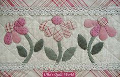 Ulla's Quilt World: Quilt bag - Japanese patchwork