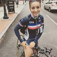 Pauline Ferrand-Prévot | 6 ème aux championnats du monde avec une chute! Merci à mes coéquipières qui ont fait un boulot énorme !