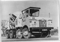 Heavy Duty Trucks, Heavy Truck, Vintage Trucks, Old Trucks, Cat Engines, Caterpillar Engines, The Iron Lady, Old Lorries, Mixer Truck