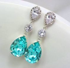 turquoise wedding jewelry - Google Search