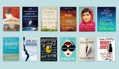 25 books you need to put on your must-read for 2014.