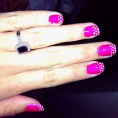 Pink nails!  #gorillapodlove