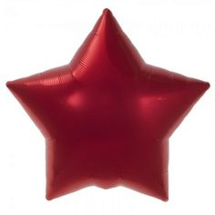 Add some WOW to your next party or event with this DIVINE 55CM Red Star foil balloon!...