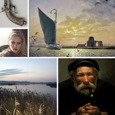 The Wherrymen Mona Lisa, Aesthetics, Ship, Songs, Places, Artwork, Art Work, Work Of Art, Auguste Rodin Artwork