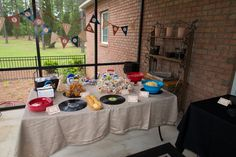 Music First Birthday Party