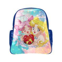 Happy Valentines Multi-Pockets Backpack (Model 1636)