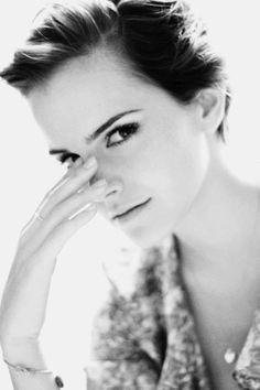 [Emma Watson by Harry Crowder]