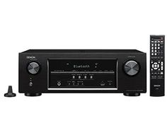 Denon AVRS510BT 52 Channel Full 4K Ultra HD AV Receiver with Bluetooth * Details can be found by clicking on the image.