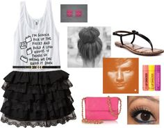 """""""♫ I'm out of touch, I'm out of love I'll pick you up when you're getting down and out of all these things I've done I think I love you better now ♫"""" by hellomynameis143 ❤ liked on Polyvore"""