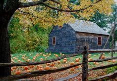 Old Sturbridge Village, MA, New England - by wolfsavard