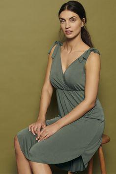 1e371c291 Las 55 mejores imágenes de Vestidos lactancia fiesta. Elegant ...