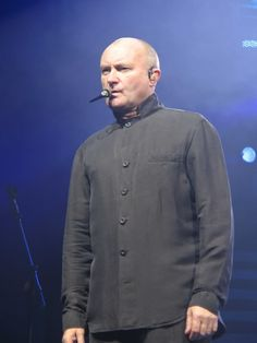 Phil Collins - sounded fantastic