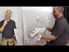 Complete Drywall Installation Guide Part 8 Second Coat And Corner Bead Drywall Corners, Drywall Finishing, Drywall Installation, Drywall Repair, Small Kitchen Layouts, Corner Wall, Web Project, Home Repair, Two By Two