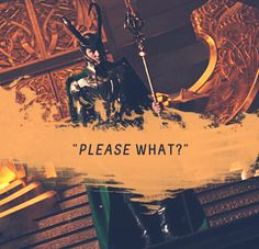 """Loki's Dirty Whispers - Submission: """"Please what?"""""""