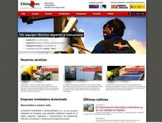 Climaelec http://www.climaelec.net/ Climatización en Zaragoza. #web #aragon #zaragoza