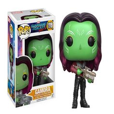 From the epic Movie Guardians of the Galaxy Comes this Gamora POP! This Gamora vinyl figure stand at about Funko Pop Marvel, Marvel Pop Vinyl, Funk Pop, Disney Pop, Best Funko Pop, Funko Pop List, Funko Pop Display, Funko Pop Dolls, Funko Toys