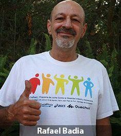 Rafael Badía ya se ha puesto la camiseta contra obesidad. Ahora te toca a ti… http://uncaminocontralaobesidad.org?utm_content=buffer17f11&utm_medium=social&utm_source=pinterest.com&utm_campaign=buffer #EventoICLO #InternetContraLaObesidad
