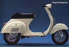 Vespa 50 Special - Have two of these back in Jakarta Scooter 50cc, Piaggio Vespa, Lambretta Scooter, Vespa Scooters, Vespa 50, Vespa Girl, Triumph Motorcycles, Ducati, Mopar