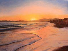 Gregory De Lucca; Oil on canvas NVOS 2014 - Studio #7 St. Helena, CA 94574 www.GregDelucca.com www.NapaValleyOpenStudios.org