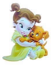 princesas disney pequenas