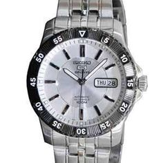 Seiko 5 Finder - Automatic Watch - specifications, links to sellers, similar watches and accessories Seiko 5 Automatic, Automatic Watch, Seiko 5 Watches, Mechanical Watch, Chronograph, Model, Accessories, Scale Model