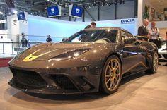 Lotus Evora Carbon F1 Ed. 2012 Geneva