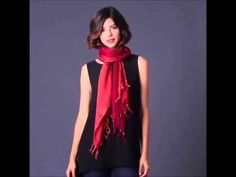YouTube Scarf Styles, Scarves, Formal Dresses, Youtube, Outfits, Clothes, Fashion, Scarf Knots, Slippers