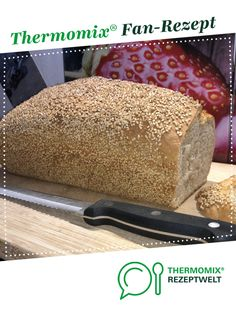 Cooking & Co. with Thermomix -Tigerbrot - Cooking & Co. with Thermomix -- Cooking & Co. with Thermomix -Tigerbrot - Cooking & Co. with Thermomix - All Recipes Chicken, Hot Dog Recipes, Vegan Baking, Bread Baking, Tiger Bread, Baking Wallpaper, Chicken Makhani, Breakfast Pictures, Kitchens