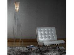 Elettra. Glass Floor LampFloor ...